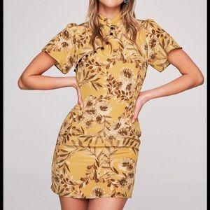 Stone Cold Fox Lure Dress Sz 3 M/L NWT